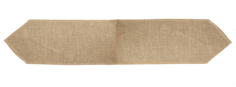 Burlap Table Runner - Tapered