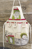 Canvas Crafty Apron