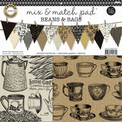Mix & Match Pad - Beans and Bags