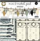 Mix & Match Pad - Studio