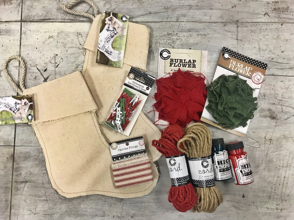 CCB Product Collection:  Marie Nicole's Favorite Christmas Craft Supplies