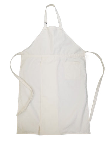Canvas Split Front Potter's Apron