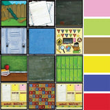 Scrapbooker's Painted Pages - Paper Collections