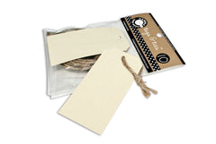Paper Tags - Ivory - Ex Small