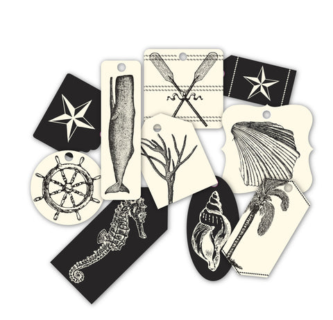 Tags - Nautical Assorted