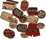 Holiday Tags - Krafty Christmas