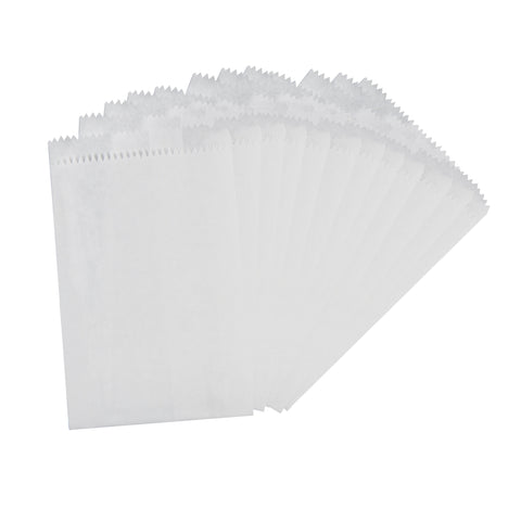 Paper Bags White (12 pieces)