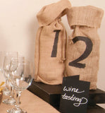 Wine Bag - Farmhouse Christmas