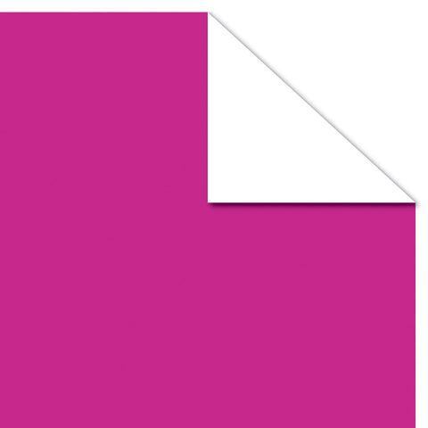 Printd Cardstock - Hot Pink on White