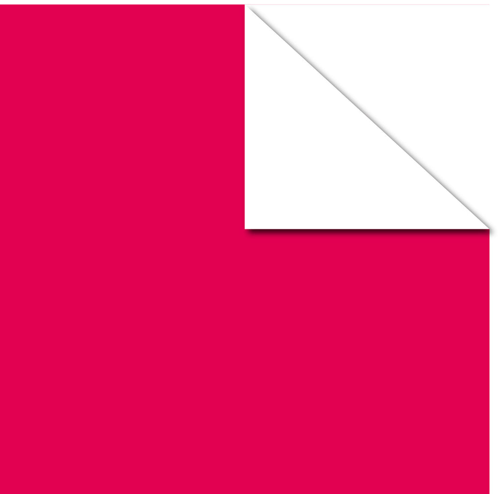 Printd Cardstock - Red on White Paper