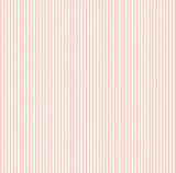 Pink and Ivory Ribbon Stripe