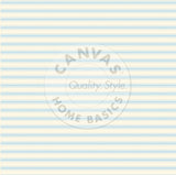 Blue and Ivory Ticking Paper