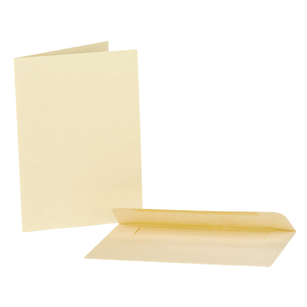 Ivory Cards and Envelopes Gift Card 8 cards and envelopes
