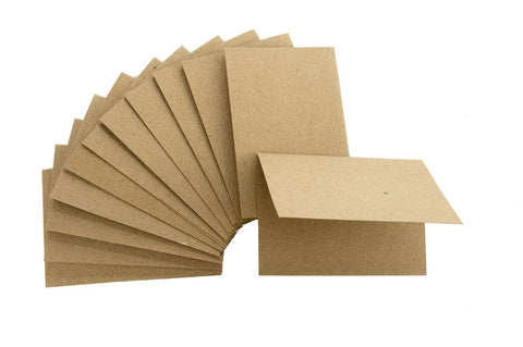 Place Cards (12) Kraft