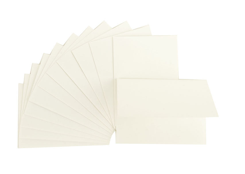 Place Cards (12) White