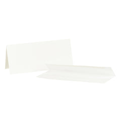 Cards/Envelopes Skinny (8) White