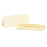 Cards and Envelopes - Ivory Skinny Cards #10