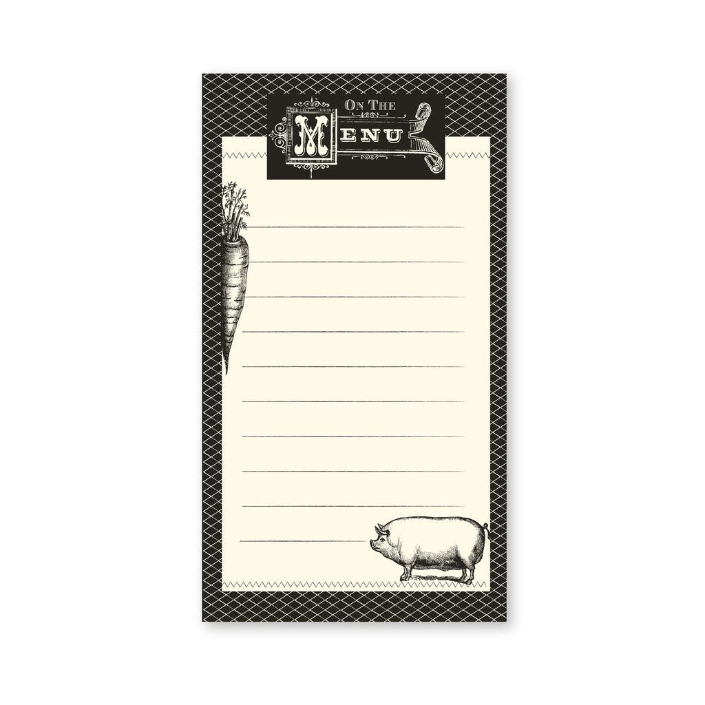 Menu Cards - Farmhouse Kitchen