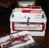 4x6 File Folders - Farmhouse Christmas