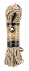 Cord Rope Natural Hank 45'