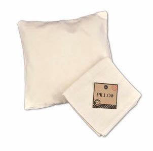 Canvas Pillow Cover - Square (available in 8 sizes)