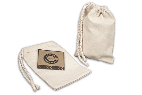 Canvas Bag - Canvas Drawstring Sac