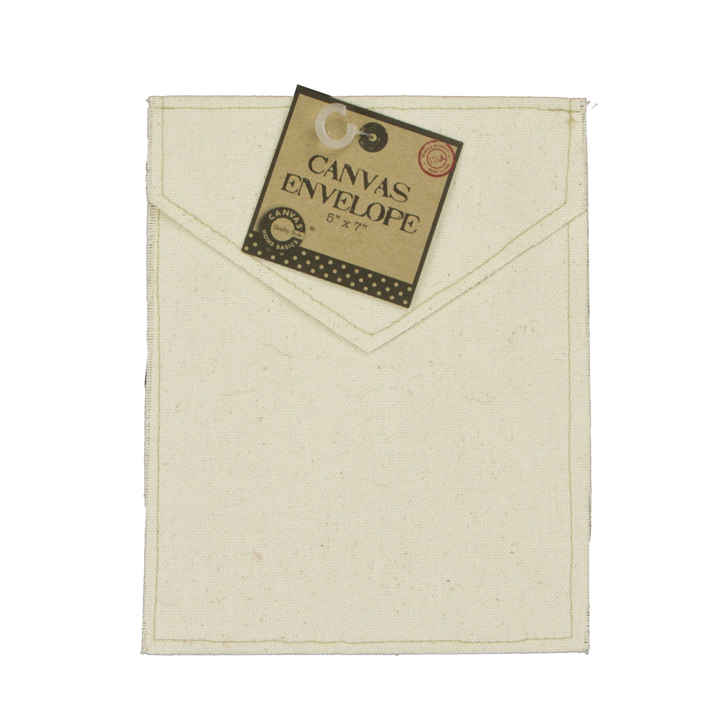 "Fabric Envelope Vertical - 5""x7''"