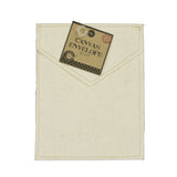 "Canvas Envelope Vertical - 5""x7''"