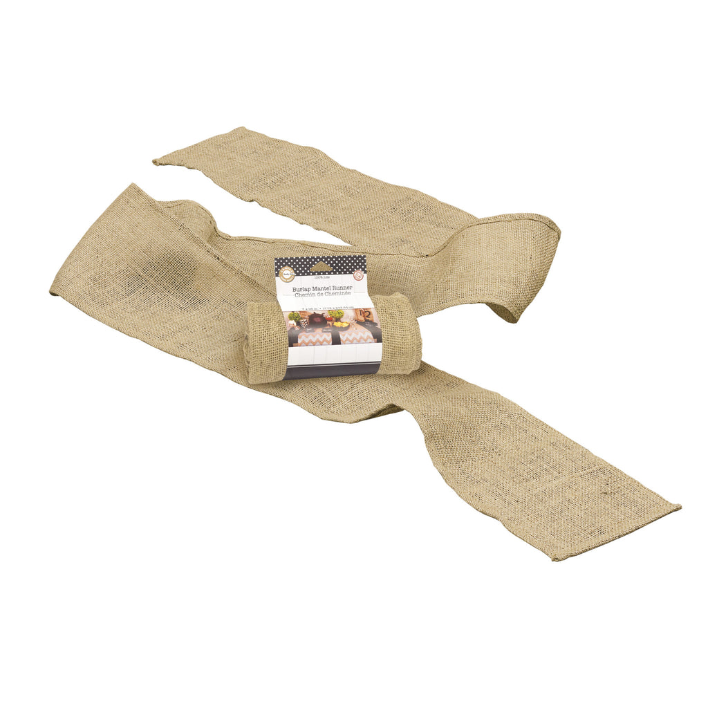 Table Runner - Skinny Runner - Burlap