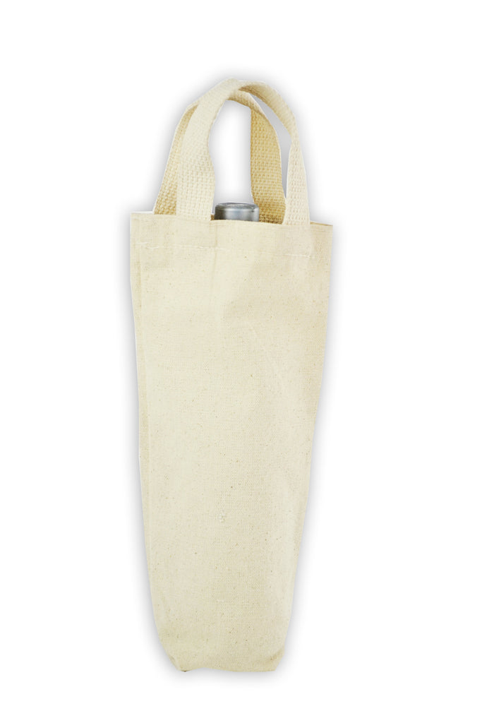 Canvas Bag - Canvas Wine Tote