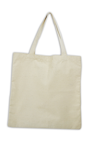 Canvas Bag - Canvas Flat Tote Bags (assorted sizes)