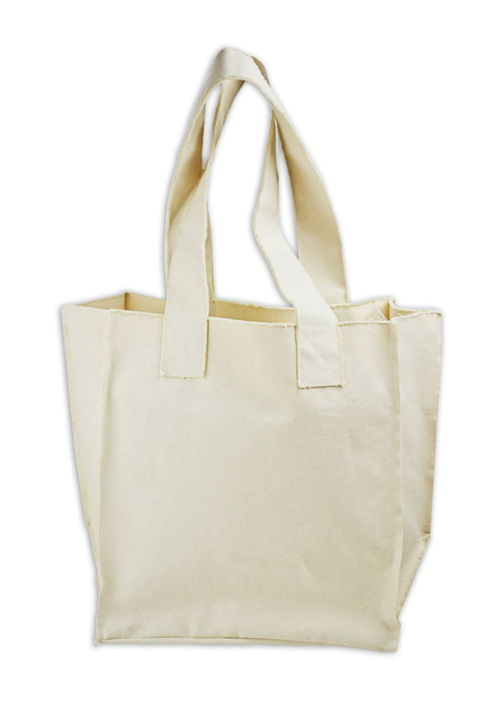 Canvas Bag - Canvas HoBo Tote (14oz)