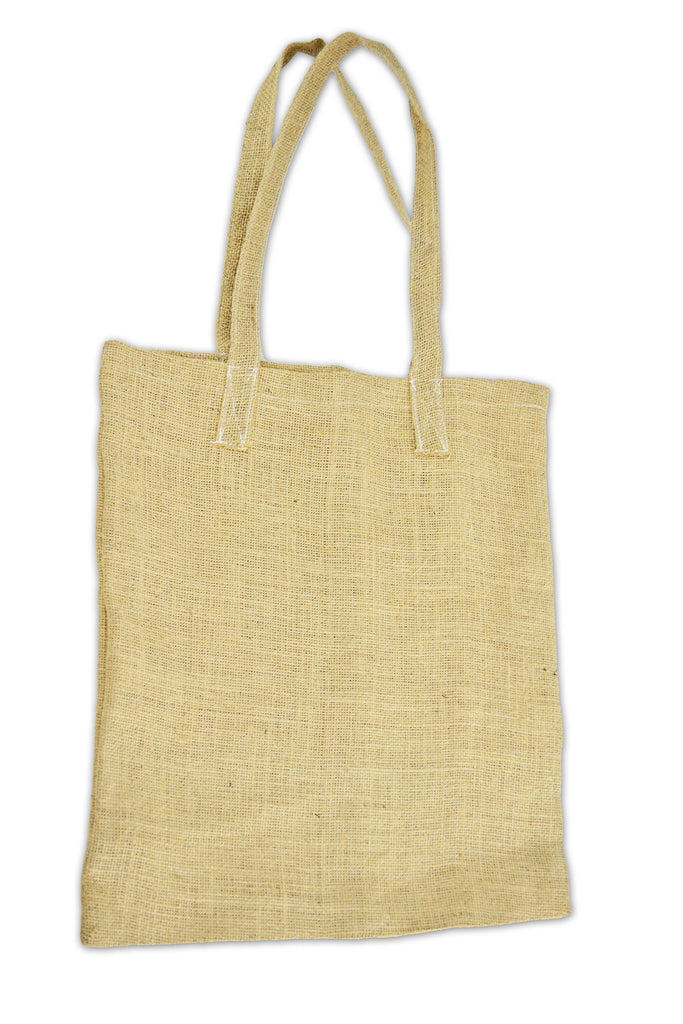 Burlap Bag - Burlap French Market Bag