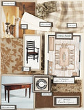 Furniture Stickers - Dining Room (Roomspacing)