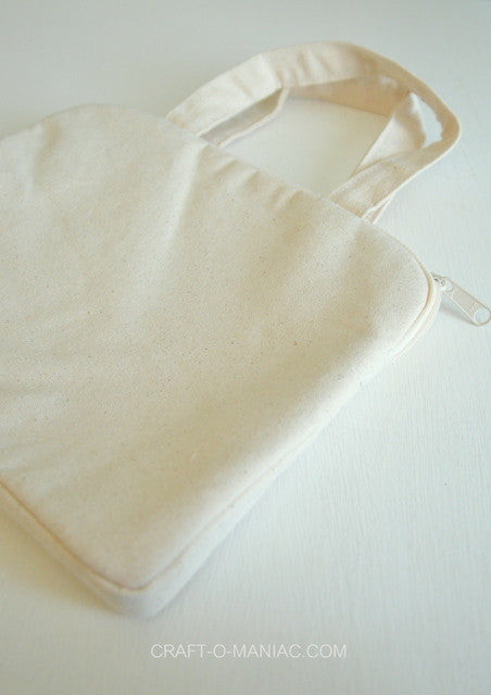 Canvas Tablet Case