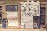 Farmhouse Kitchen: General Store on Ivory Paper