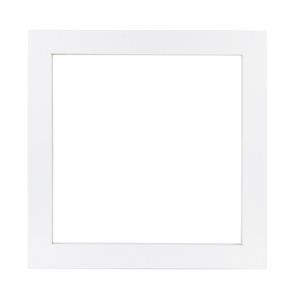 12x12 Wood Frame - White – Canvas Corp Brands