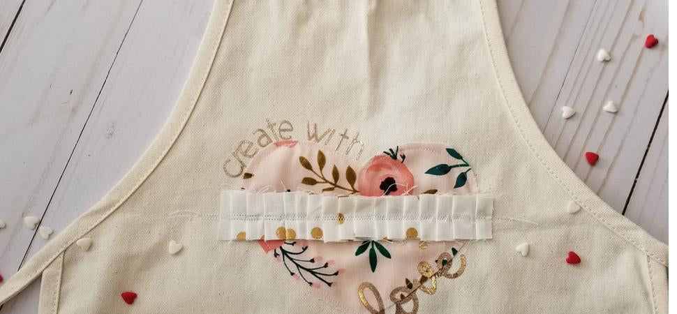 children apron ideas custom kids classes