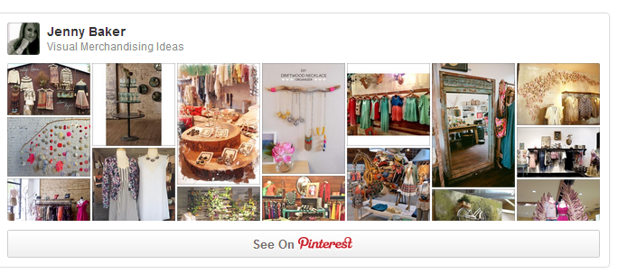 pinterest idees merchandising visuel