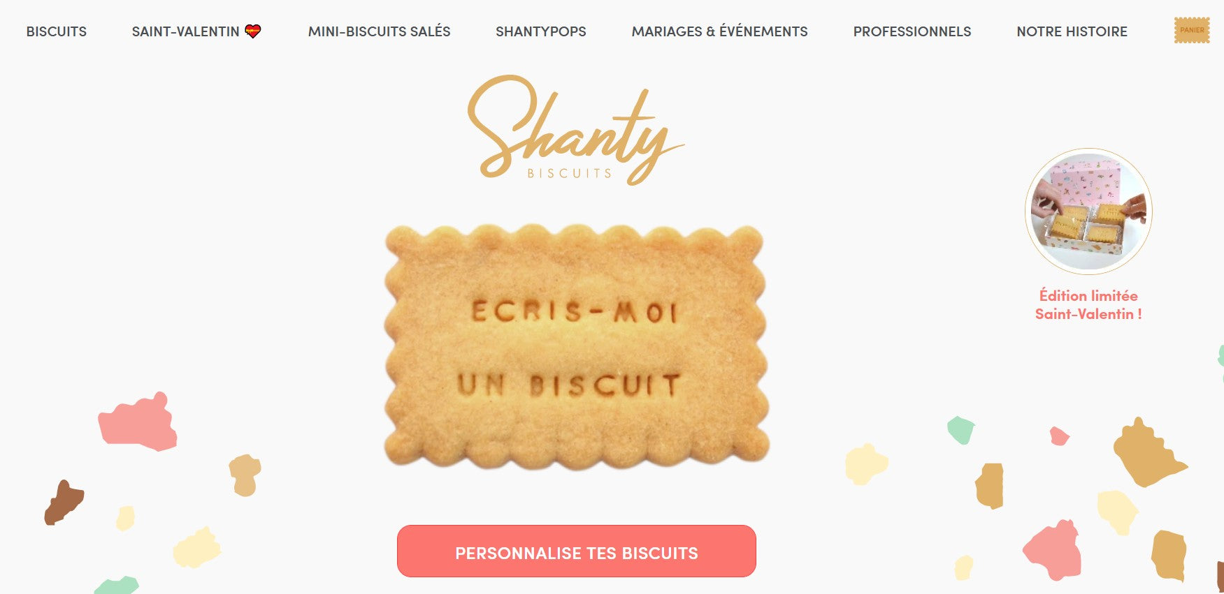 exemple site shopify