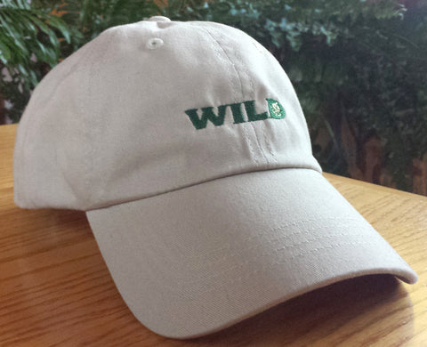 WILD Embroidered Hat