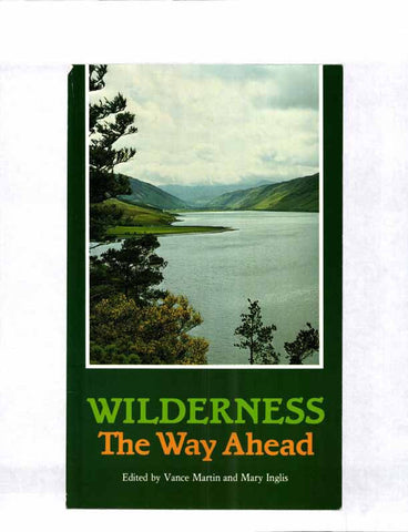 Wilderness the Way Ahead