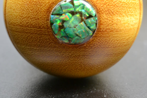 Cultured Opal - Dragon's Eye