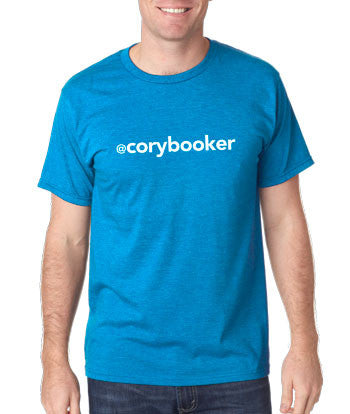 @corybooker T-Shirt