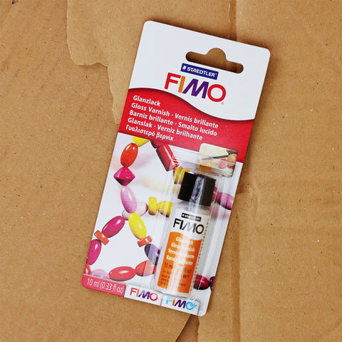 FIMO Gloss Varnish 10 ml / 0,33 fl oz - ClayClaim