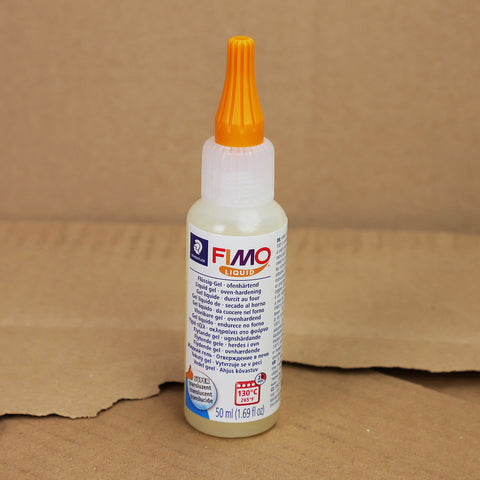 FIMO Liquid Gel 50 ml / 1,69 fl oz - ClayClaim