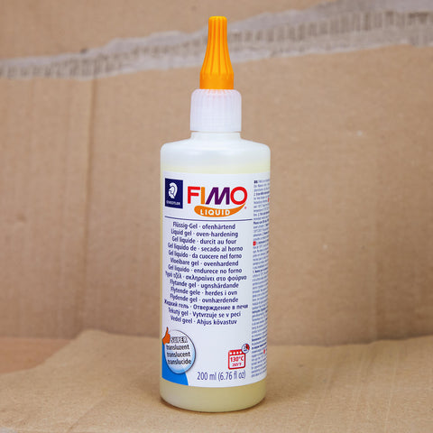 FIMO Liquid Gel 200 ml 6,76 fl oz - ClayClaim