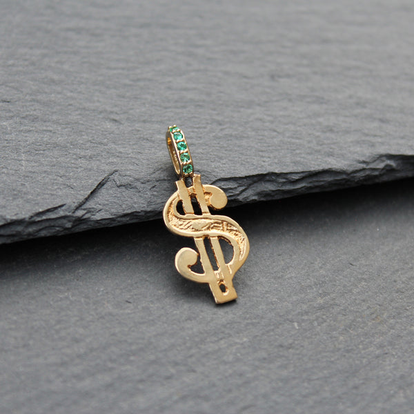 14k Gold + Turquoise Stacking Band Ring