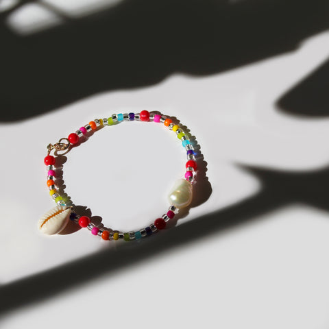 Dreamy Rainbow DIY Bracelet Kit
