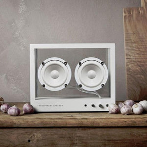 TRANSPARENT SPIKER / SMALL ENCEINTE